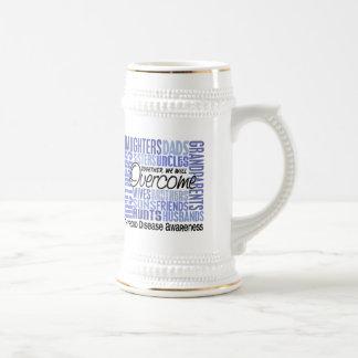 Family Square Thyroid Disease Coffee Mug