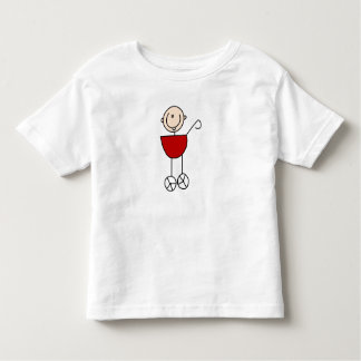 Family Stick Figure Baby Shirt