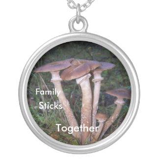 Family Sticks Together Necklace