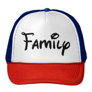 Family Style Cap