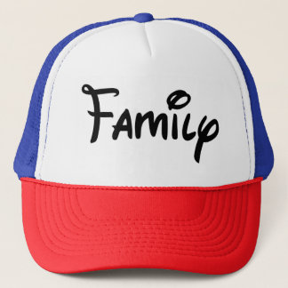Family Style Trucker Hat