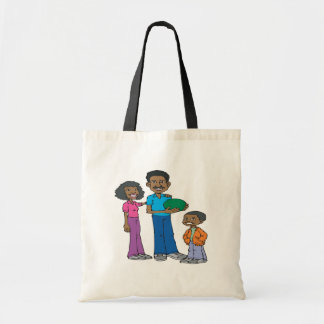 Family That Bowls Together Tote Bag