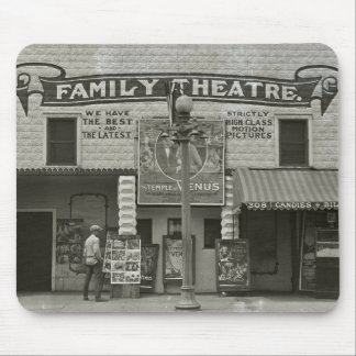 Family Theatre Mouse Mat