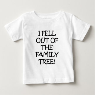 FAMILY TREE BABY T-Shirt