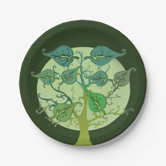 Family Tree Custom Personal Custom Paper Plates
