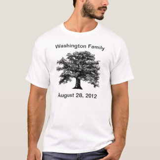 Family Tree - Customizable T-Shirt