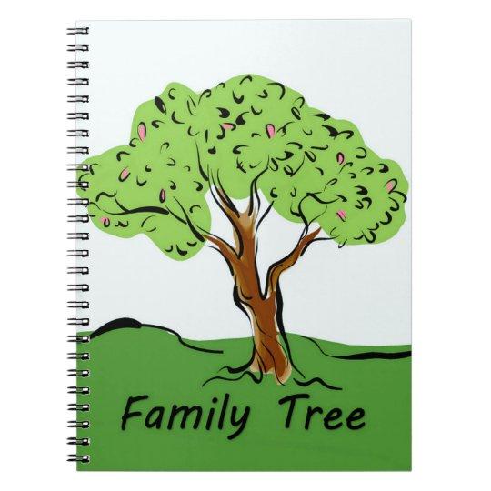 Family Tree Notebooks