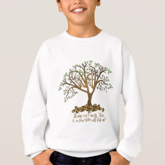 Family Tree Nuts Sweatshirt