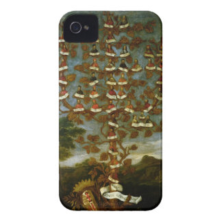 Family Tree of the Cornaro Family iPhone 4 Cover