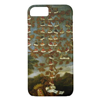 Family Tree of the Cornaro Family iPhone 8/7 Case