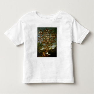 Family Tree of the Cornaro Family Toddler T-Shirt