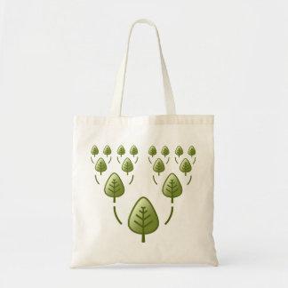 Family Trees Tote Bag