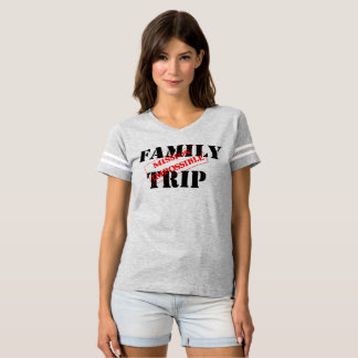 Family Trip Mission Impossible T-Shirt