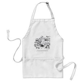 Family Vacation Standard Apron