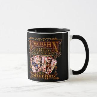 Family Vaughn Reunion  2 Tone mug