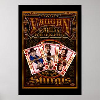 Family Vaughn Reunion Poster