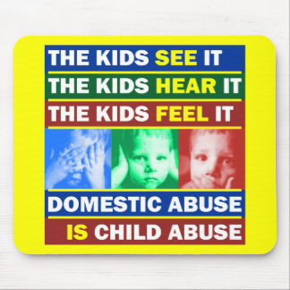 Family Violence Mouse Pad