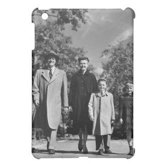 Family Walking iPad Mini Case