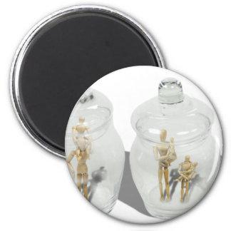 FamilyKits111510 6 Cm Round Magnet
