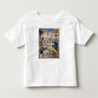 Famine in India Toddler T-Shirt