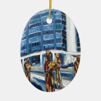 famine memorial christmas ornament