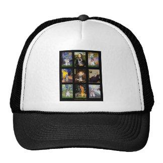 Famous Art French Bulldog Composite Cap