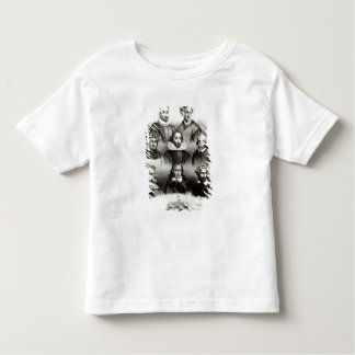 Famous Authors, 1833 Toddler T-Shirt