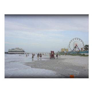 Famous Beach Post Card
