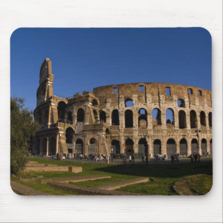 Famous Colosseum in Rome Italy Landmark 2 Mouse Pad