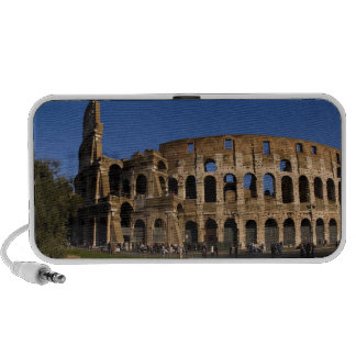 Famous Colosseum in Rome Italy Landmark 2 Speakers
