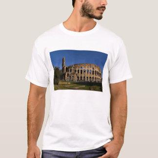 Famous Colosseum in Rome Italy Landmark 2 T-Shirt