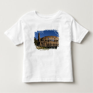 Famous Colosseum in Rome Italy Landmark 2 Toddler T-Shirt