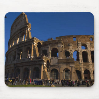 Famous Colosseum in Rome Italy Landmark Mouse Mat