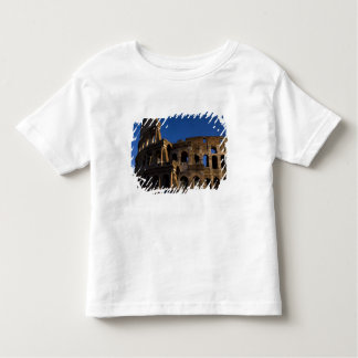 Famous Colosseum in Rome Italy Landmark Toddler T-Shirt
