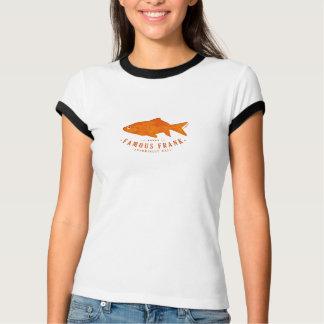 Famous Frank logo centered T-Shirt