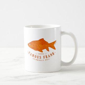Famous Frank white mug