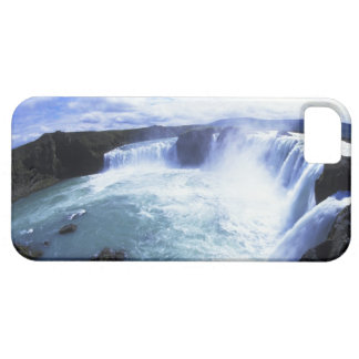 Famous Jodafoss Falls in North Central Iceland iPhone 5 Case