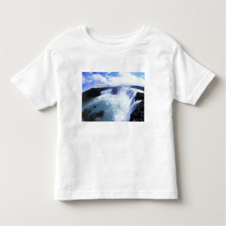 Famous Jodafoss Falls in North Central Iceland Toddler T-Shirt