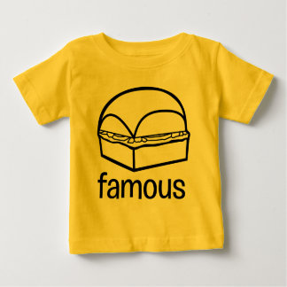 Famous Krystal Baby T-Shirt