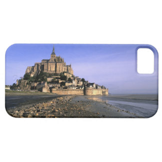 Famous Le Mont St. Michel Island Fortress in Barely There iPhone 5 Case