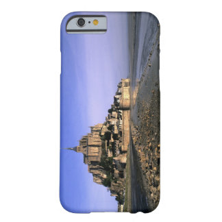Famous Le Mont St. Michel Island Fortress in Barely There iPhone 6 Case