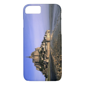 Famous Le Mont St. Michel Island Fortress in iPhone 8/7 Case