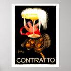 Famous Leonetto Cappiello Italian Champagne Poster