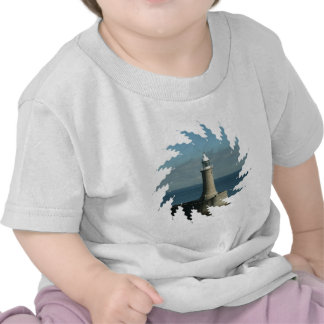 Famous Lighthouse Baby T-Shirt