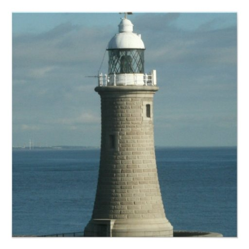 Famous Lighthouse Invitations