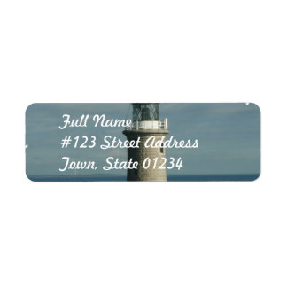 Famous Lighthouse Mailing Label Return Address Label
