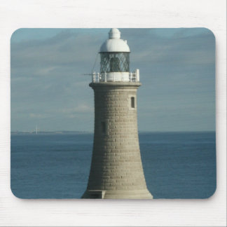 Famous Lighthouse Mouse Pad