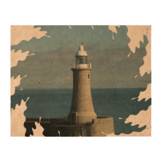 Famous Lighthouse Cork Fabric