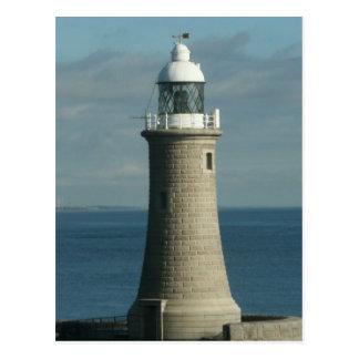 Famous Lighthouse Postcard