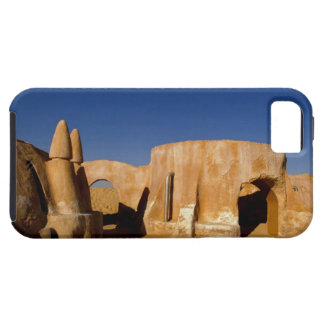 Famous movie set of Star Wars movies in Sahara Tough iPhone 5 Case